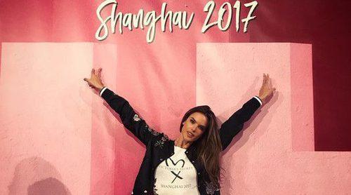 Alessandra Ambrosio anuncia su retirada tras participar en el Victoria's Secret Fashion Show 2017