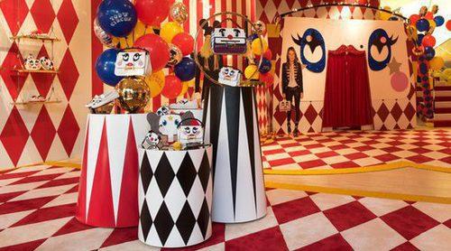 Anna Dello Russo diseña la colección cápsula de Tod's inspirada en el mundo del circo