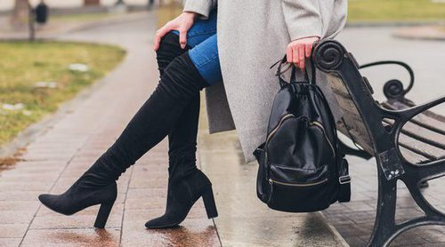 Botas 'over the knee': guía de estilo para lucir botas altas XL