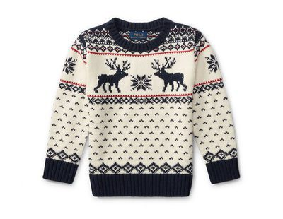 Una Navidad especial de la mano de Ralph Lauren Childrenswear