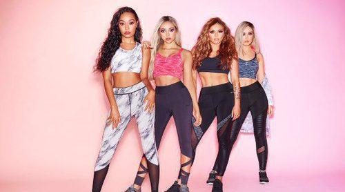 Little Mix vuelve a diseñar una colección cápsula deportiva para USA Pro