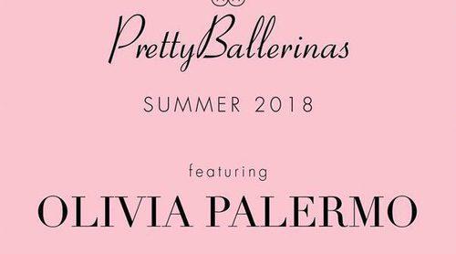 Olivia Palermo diseña las bailarinas más coloridas de Pretty Ballerinas