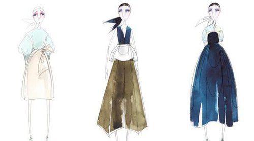 Delpozo lanza una colección cápsula exclusiva con la tienda online Stylebop