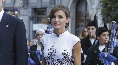 La Reina Letizia, Eva González y Paula Echevarría, las mejor vestidas de 2017