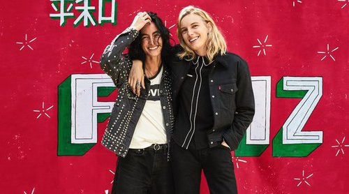 Celebra la Navidad con 'The Levi's Holiday 2017 Collection' para mujer