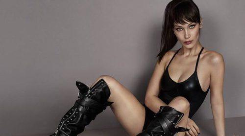 Bella Hadid protagoniza la campaña más 'hot' de Giuseppe Zanotti