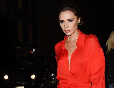 Victoria Beckham celebrará el décimo aniversario de su firma desfilando en la 'Londres Fashion Week'