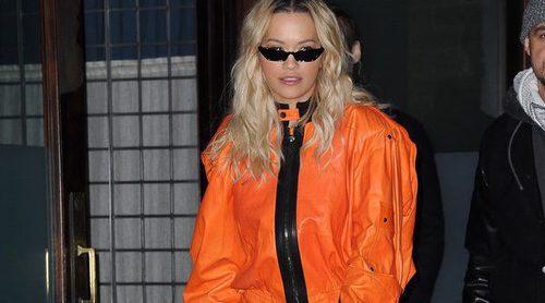 Rita Ora, Rihanna y Jena Malone, entre las peor vestidas de esta semana