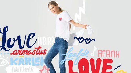 TommyXlove es la colección de San Valentín con más estampados de corazones de Tommy Hilfiger