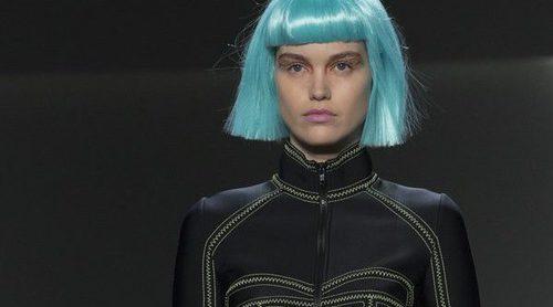 Jeremy Scott presenta la colección otoño 2018 más futurista en la Nueva York Fashion Week