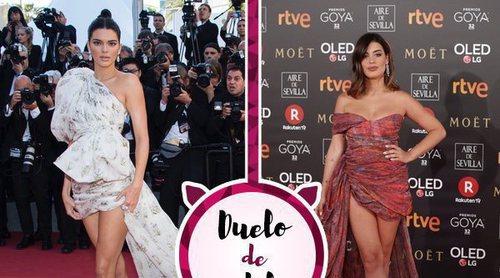 Kendall Jenner y el look que inspiró a Dulceida: ¿Quién ganará este duelo de estilo?