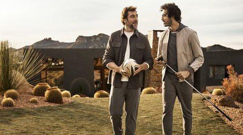 Javier Bardem y Dev Patel se convierten en imagen de Ermenegildo Zegna para primavera/verano 2018