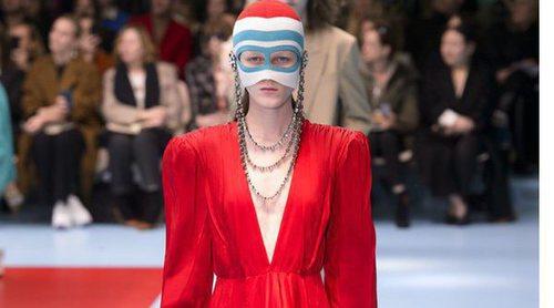 Gucci abre la Milan Fashion Week redefiniendo la identidad para el otoño/invierno 2018/2019