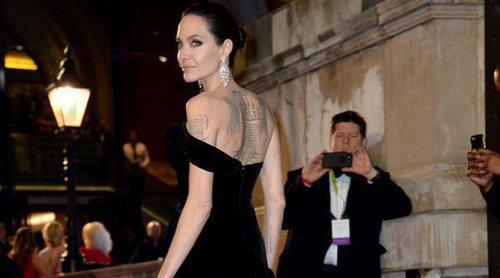 Vístete como Angelina Jolie