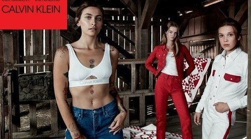b5c19d81 Calvin Klein presenta el nuevo capítulo de 'Our Family. #MyCalvins' con  Millie