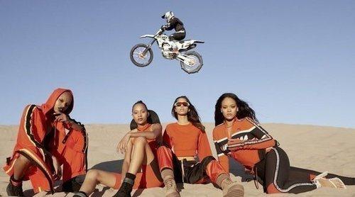 Puma y Rihanna vuelven a colaborar para Fenty x Puma SS18