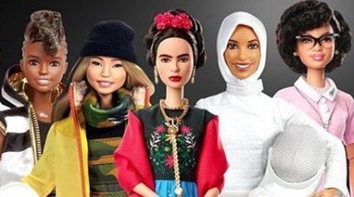 Barbie celebra el Día Internacional de la Mujer rindiendo homenaje a mujeres que hicieron historia