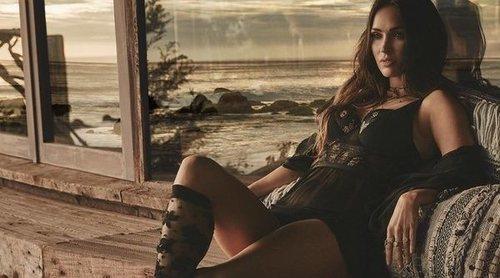 Megan Fox vuelve a ser imagen de la lencería de Frederick's primavera/verano 2018