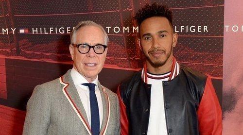 Tommy Hilfiger ficha a Lewis Hamilton como su nuevo embajador