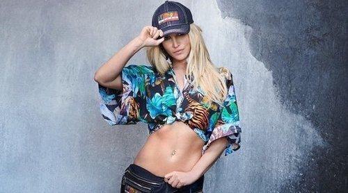 La cantante Britney Spears es la nueva imagen de la firma francesa Kenzo