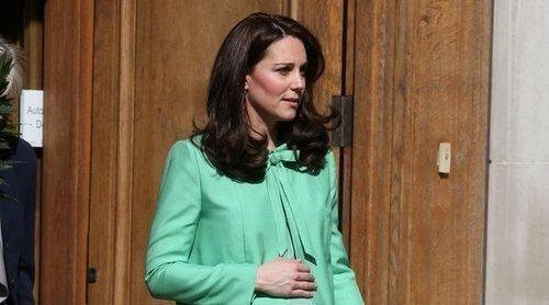 Los looks premamá de Kate Middleton en su tercer embarazo