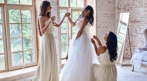 Qué hacer con el vestido de novia después de la boda