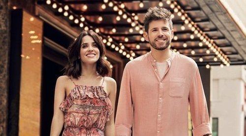Macarena García y Pablo López protagonizan la primavera/verano 2018 de Springfield