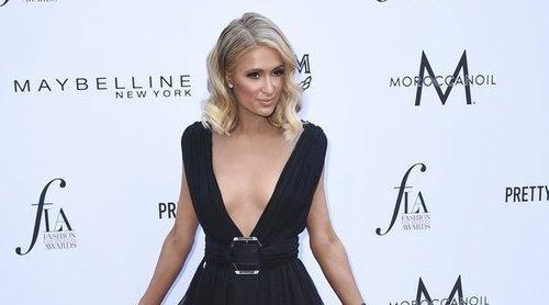 Naomie Harris, Amal Clooney y Paris Hilton entre las mejor vestidas de la semana