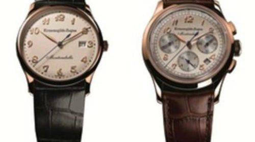 Tradición e innovación en la colección de relojes Monterubello Zegna