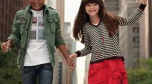 Un mundo de colores en la nueva colección infantil de DKNY verano 2012