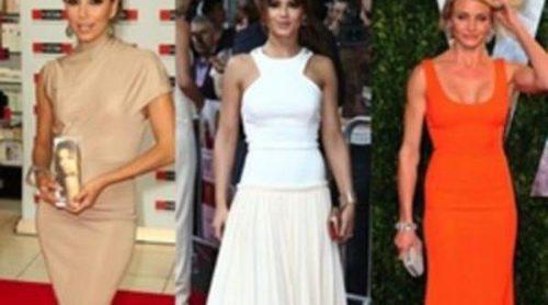 El 'must' de las celebrities: todas quieren lucir los vestidos de Victoria Beckham