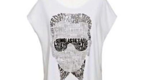 Las nuevas camisetas de Karl Lagerfeld by 'I Love Dust'