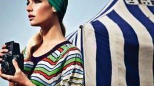 Inspiración vintage y aires románticos en la colección verano 2012 de BDBA