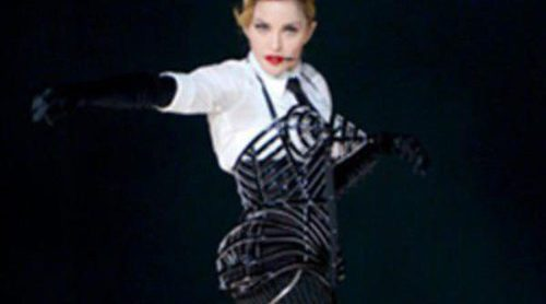 Jean Paul Gaultier vuelve a vestir a Madonna en su nueva gira mundial