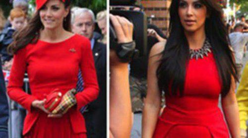 La Duquesa de Cambridge da una lección de estilo a Kim Kardashian en el Jubileo