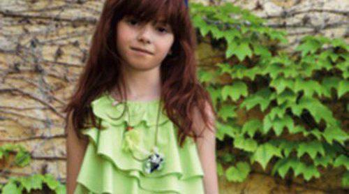 Explosión de colores y estampados en la nueva colección Benetton Niños verano 2012
