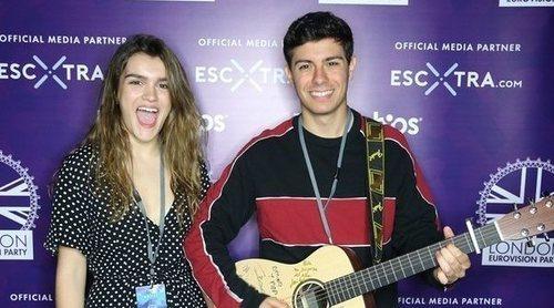 Desvelados los nombres de los diseñadores que vestirán a Amaia y Alfred en Eurovisión 2018