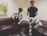 Los Javis presentan su propia marca de ropa en 'Chester' junto a Risto Mejide