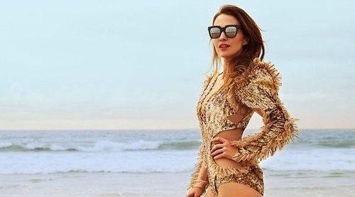 Paula Echevarría repite con Hawkers en su nueva línea de gafas de sol 2018