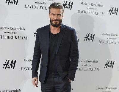 El Consejo de la Moda Británica escoge a David Beckham como su nuevo embajador