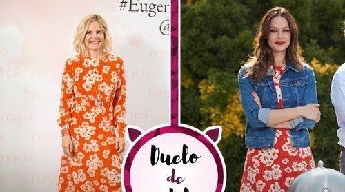 El vestido primaveral de Dolores Promesas que enfrenta a Eva González y Eugenia Martínez de Irujo