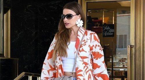 El look floral de Sofía Vergara convertido en low cost. ¡Atrévete a copiarlo!