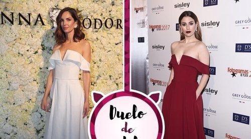 Eugenia Silva y Blanca Suárez se rinden ante el mismo Pedro del Hierro. ¿Quién lo ha lucido mejor?