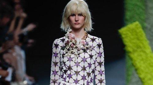 La Madrid Fashion Week, un jardín hechizado gracias a la colección primavera/verano 2019 de Teresa Helbig