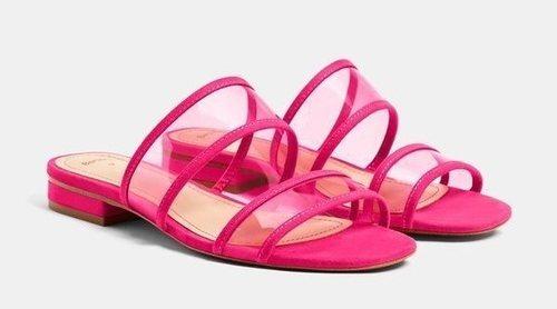 Sandalias transparentes: Guía de estilo