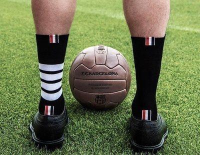 Thom Browne vestirá al Fútbol Club Barcelona por tres temporadas