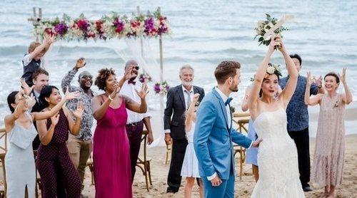 Cómo vestirse para ir a una boda en la playa