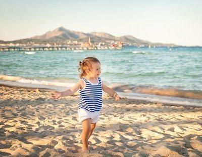 Cómo vestir a los niños para ir a la playa