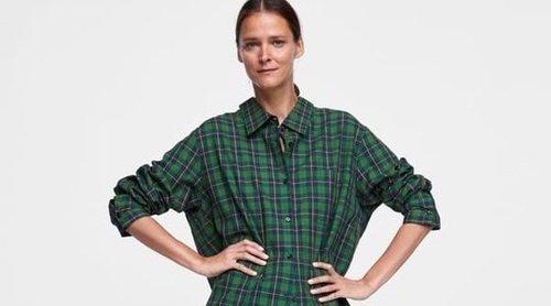Carmen Kass, protagonista de la colección otoño 2018 de Zara