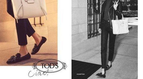 Tod's presenta el movimiento 'ciao' con su nueva colección otoño 2018